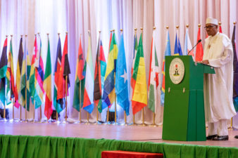 Text of address by President Muhammadu Buhari, at the opening session of CORRUPTION RISK ASSESSMENT TRAINING for Heads of Anti-Corruption Agencies in the African Union in Abuja, on Monday December 10, 2018