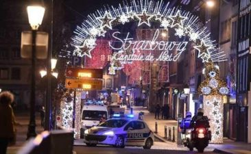 3 killed, 12 injured in French Christmas market