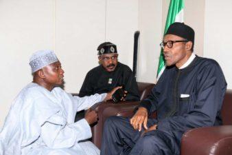 Why Buhari should be re-elected, by Garba Shehu