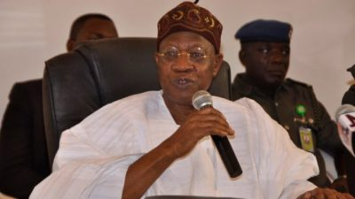 Lai Mohammed rallies online publishers over anti-fake news, hate speech regulations