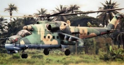 Zamfara: Military in successful outing clears bandits' base, as Air Force fighter jet kills many of them
