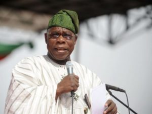 God will not allow insensitive few to take over Nigeria – Obasanjo