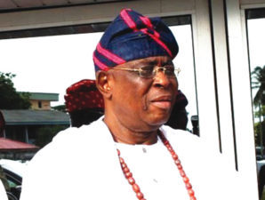 Ogun APC Crisis: Why I disagreed with Amosun, Osoba says at meeting attended by Kaka, others