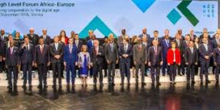 Nigeria's Vice President, Osinbajo, urges Africa, Europe to embrace digital economy