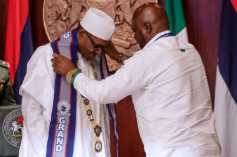 Buhari appreciates NUPEND cooperation over uninterrupted fuel supply