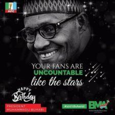 WAKE UP: As Muhammadu Buhari, an enigma like a dew at dawn, is 76