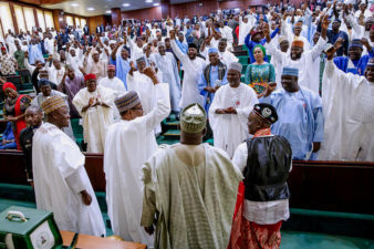 Opposition disappointed as National Assembly agog for Buhari Wednesday