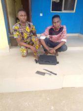 Ogun Police arrests 2 for robbing female lecturer