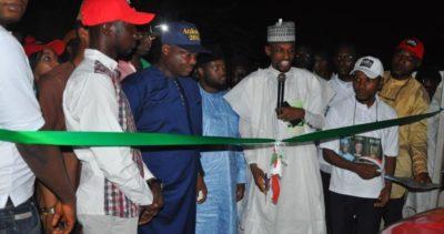 Youths for Atiku group opens secretariat
