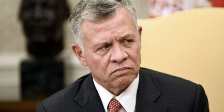 Jordan's King, Abdullah consoles Buhari over military losses