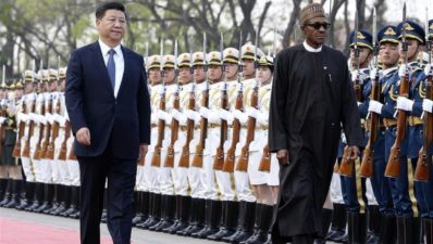 Re-election: China congratulates Buhari