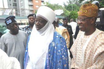 Emir of Ilorin 's 124-year-old mother, Aisha Gambari, is dead
