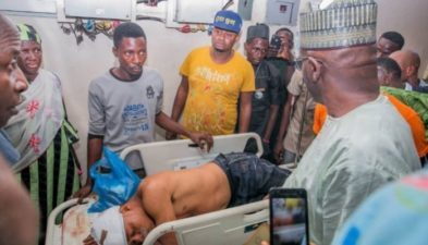 Anger as Saraki, PDP accused of resorting to violence in Kwara, APC Governorship Candidate escapes assassination in Ilorin