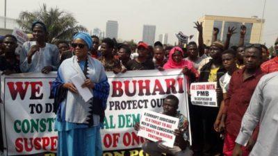OnnoghenGate: Saraki, coalition of young lawyers backs Buhari, shun NBA boycott, ex-PRODA boss, Edmund Kaine, charges