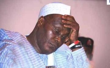 PDP's candidate, Atiku, reports Buhari to US, UK, others for fear of losing election