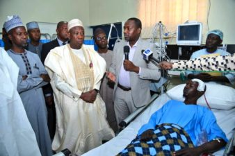 Indigenous doctors perform Kano's first brain surgery at Buhari Hospital