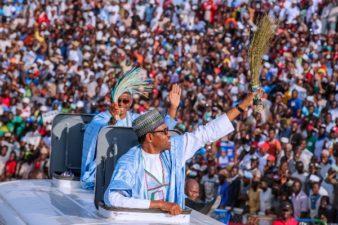 MURIC, NANS, Gov Obaseki, Akeredolu congratulate Buhari over election victory