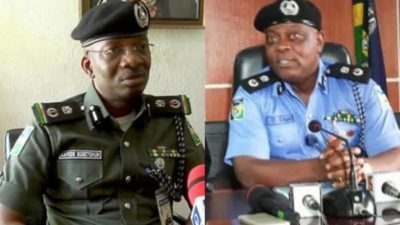 Abubakar Adamu, new IGP, starts action with Lagos, stops CP Imohimi's redeployment