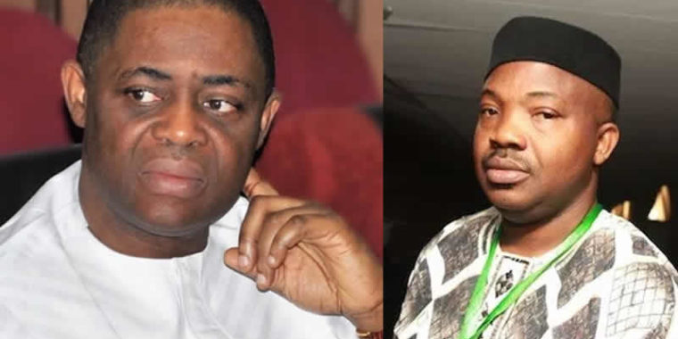 FAKE NEWS: EFCC may charge Fani-Kayode, Yinka Odumakin over Onnoghen's home raid