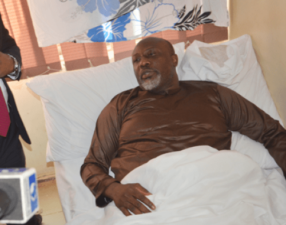 Dino Melaye moved to DSS hospital – Police