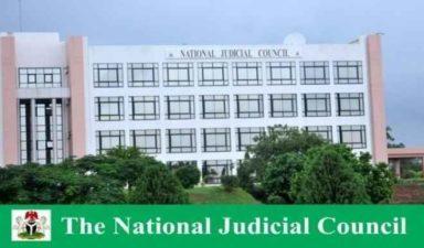 Breaking: NJC meets, queries Onnoghen, Tanko Mohammed