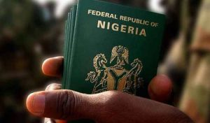 See the new prices for Nigerian e-passports