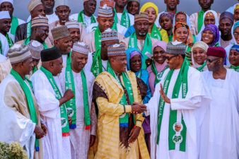 President Buhari commits to finding lasting solutions to farmers, herders' clashes