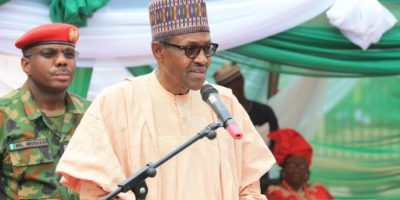 President Buhari felicitates with Veteran Journalist, Kabir Dangogo, at 70