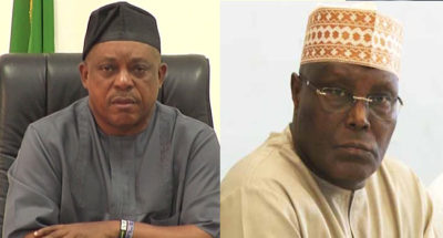 PDP, Atiku-led uproars against suspension of Onnoghen point to their penchant for anything corrupt, criminal – APC