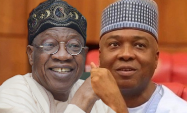 Nobody takes Kwara to South West, Lai Mohammed replies Saraki, says issue at stake not about lies but retrieval of Kwara from one family which underdeveloped state for 50 years