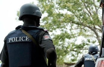 Police intercept vehicle loaded with ballot papers in Kano