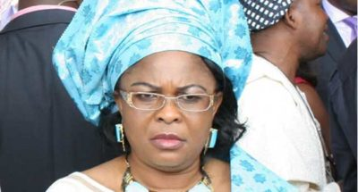 Patience Jonathan makes case for forfeited $8.4m, N7.4b
