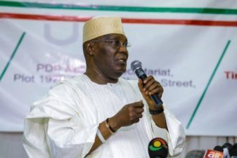 Military has no role to play in conduct of election – Atiku