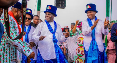 Atiku promises to develop deep sea port, superhighway in Cross River