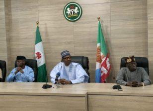 Buhari thanks Nigerians for re-electing him