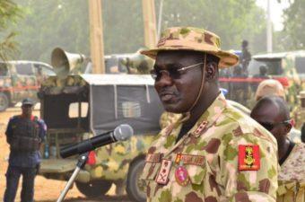 "Nigeria Army warns mischief makers: ""Don't drag us into politics"""