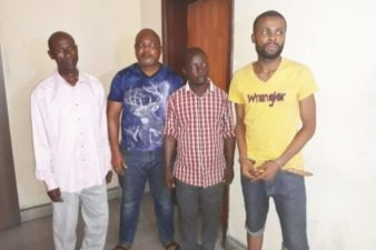 DSS arraigns 2 INEC staff for alleged theft of PVCs