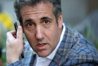Trump a 'racist', 'conman' and a 'cheat' – Cohen