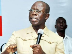 INEC told PDP before postponing elections, Oshiomhole exposes Nigeria's electoral umpire colluding with opposition