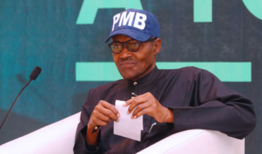 Video: Some of our achievements are visible, others work in progress, vote for us Feb. 16 to continue – President Buhari