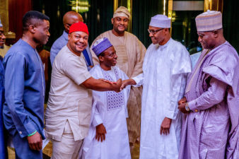 Document 16 years of PDP's mismanagement of Nigeria, Buhari challenges historians, economists, as 12 presidential candidates endorse him