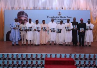 Elections will come and go, but we need a country to live in, says Nigeria's President Buhari at Book Launch