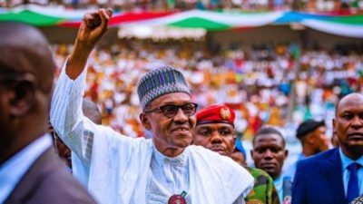 #NigeriaDecides: Buhari leads Atiku in 10 states including FCT's results declared by INEC