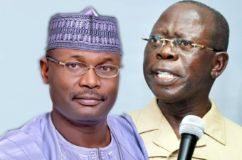 2019 Elections: INEC was grossly biased against APC, Oshiomhole claims