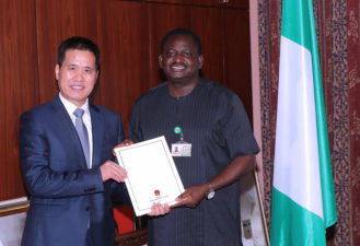 President Buhari receives congratulatory message from Chinese President Xi Jinping