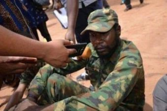 Arming of thugs by politicians to impersonate military personnel uncovered