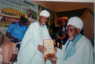 Founder's Day: When Crescent Varsity agog for Bola Ajibola @85