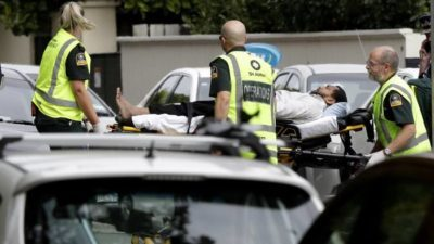 49 Muslims killed in New Zealand mosques attacks, Australian charged