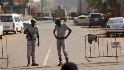 Four people, pastor killed in church attack in Burkina Faso