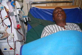 Social Responsibility: Father of 3 battling with kidney failure, needs N10m for transplant